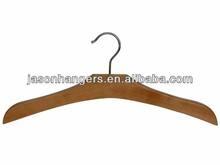 TF1700 fashionable wooden dress hangers