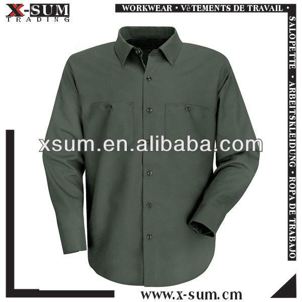 Uniform Shirts Men 3