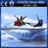 Hison latest generation fiberglass boat top