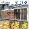 adição automática de água com açoinoxidável frame estrutura de cevada de broto de feijão máquina