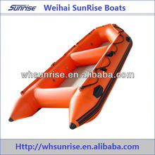 Air Deck Inflatable Double Boats