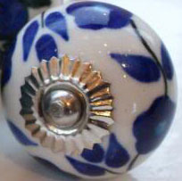 Retro Ceramic Knobs and Pulls for Dressers, Cabinets and Drawers - 3