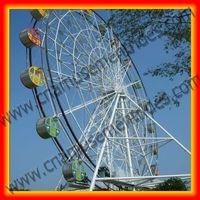 Amusement eye catcher london ferris wheel