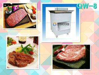 QW-8 large type beef steak slicer Skype: emmalyt.lv Whatsapp/Tel +8613450177260