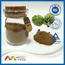 Natural Plant Extract GMP Supplier Artichoke Leaf Extract Powder Artichoke Extract