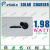 Hot Sale Item 3000mah solar charger charger for portable dvd player