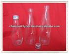 250ml Glass Bottle with Aluminium Tamper Evident Cap