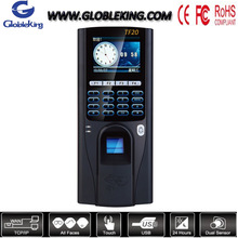 TCP/IP Biometric door access control system with Rfid