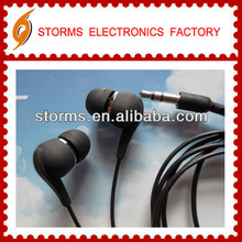 High-end sound performance in-ear free sample earphone factory manufacture