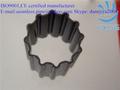 a500 especial en forma de tubos sin costura tubos de acero para maquinaria texitle