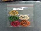 Three Wheels Snack Pellets