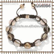 wholesale fashion braceletsfor mens with unique design wholesales fertility bracelet made in China