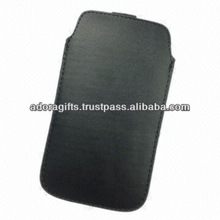 Cheap price leather cell covers / new design mobile phone cover / hot sale mobile phone cover