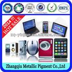 China aluminum metallic pigment powder for plastic coating paint manufacturer ZQ-8081