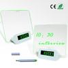 digital desktop clock calendar