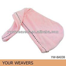Micro Fiber Hair Towel & Head Wrap