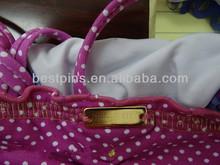 gold plating metal handbag bag plate manufacturer