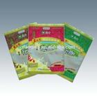 Custom printed plastic three-side sealed Food Packaging Bag/Sachet