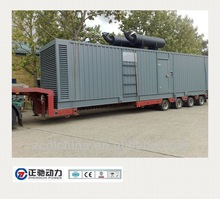 Big Power 2 MW Diesel Generator Sale