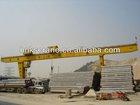 Spun Concrete Pole Making Machine Concrete Pole Crane