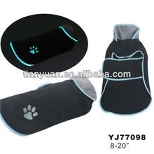 glow in dark pet apparel dog clothes