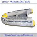 Vitesse bateau gonflable d'assaut bateau