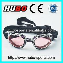 HUBO beautiful dog glasses high quality fashion pet goggles
