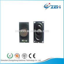 professional loudspeaker 1633mm 8ohm 1w rectangular multi-media micro audio speaker drive