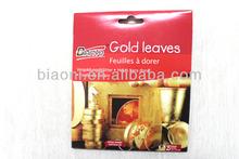 15*15 gold leaves /wholesale gold leaves/ gold leaf