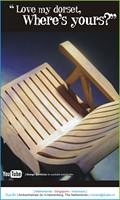 The Rock Teak wood Recliner