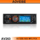 Car audio with USB and SD AV263[AOVEISE]