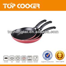 20/26/30cm Aluminum non stick cooking pan