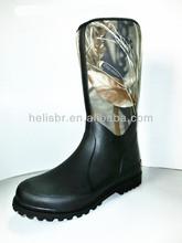 Alta qualidade impermeável homens 5.5mm neoprene botas de pesca