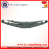 dump truck suspension part rear leaf spring assembly