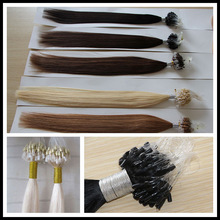 unique quality affordable price micro loop human hair extension