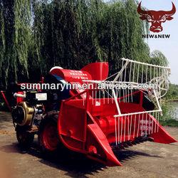 Mini wheat harvest machine cutting width 1m