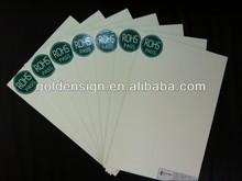 (RoHS)23mm PVC foam sheet/lamina de pvc/building material