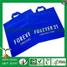 custom printed plastic bags gift bags