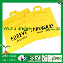 Made in china custom plastic bags with logo
