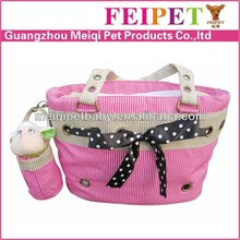 Canvas Front Dog Carrier For Puppy Dog