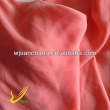 2016 satin chiffon fabric/satin chiffion/silk like chiffion
