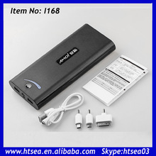 best quality japan cell phone portable charger, mobile power bank 20000mAh