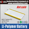 2014 Hot sale High Quality 3470128 3800mah Lithium polymer battery