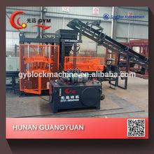 Latest technology automatic block forming machine/cement price dubai