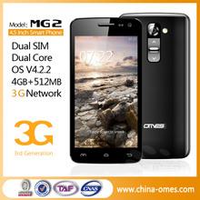 MG2 Cheap Dual SIM China Saat WIFI Android CEP Mobil Telefon