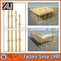 acero q235certificado mejor precio cuplock sistema de andamios para la construcción