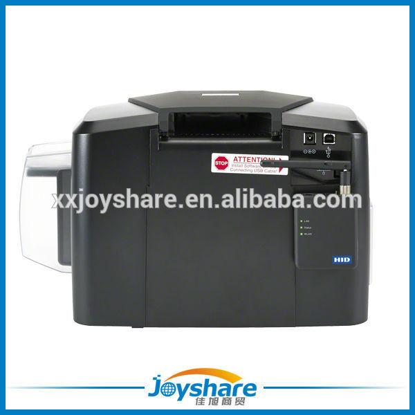 BASE model Single Sided PVC ID Resin Thermal Transfer Printer Fargo DTC1000