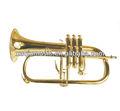 Venda quente chave de bb flugelhorn/trompete