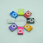 Wholesale Mini Mp3 china,Support Micro SD TF Card Mp3 Player Music Downloads Clip Mp3