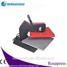 RS-S4060 garment/t-shirt printing heat transfer press sublimation machine ,Swing heat press machine,Printing machine